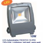 Alpha-LED-Strahler 10 Watt 1 empfehlenswert und preiswert für Werbetechnik