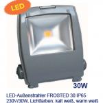 Alpha-LED-Strahler 30 Watt 1 empfehlenswert und preiswert für Werbetechnik