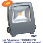 Alpha-LED-Strahler 50 Watt 1 empfehlenswert und preiswert für Werbetechnik