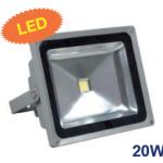 Cesar-LED-Strahler 20 Watt 2 empfehlenswert und preiswert für Werbetechnik