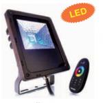 RGB-Strahler 10 Watt Typ6 empfehlenswert und preiswert für Werbetechnik