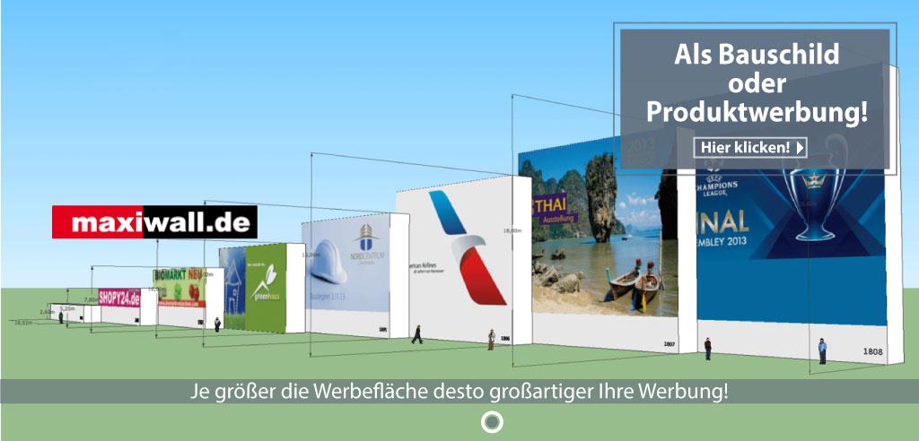 Bauschilder onlineshop
